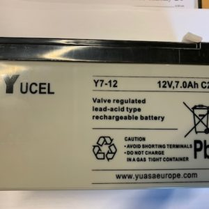 Alarm Panel Batteries