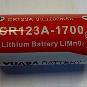 Alarm CR123A Sensor Batteries